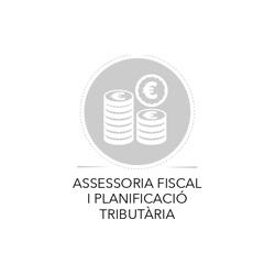 ASSESSORIA FISCAL I PLANIFICACIÓ TRIBUTÀRIA